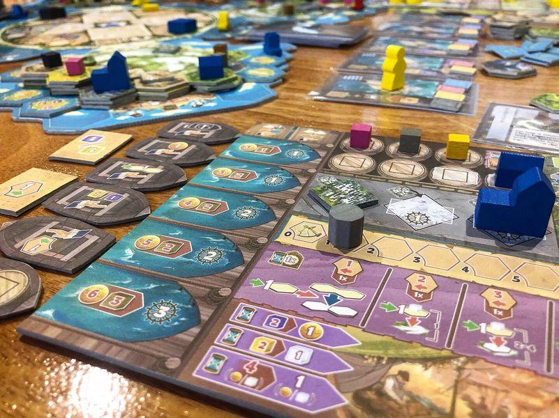 Cooper Island Board Game
