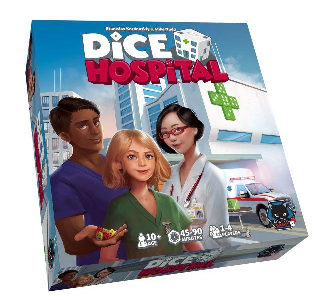 Dice Hospital box