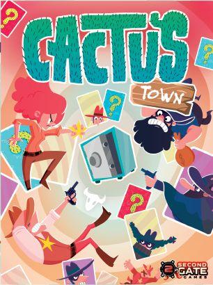 Cactus Town Box Front