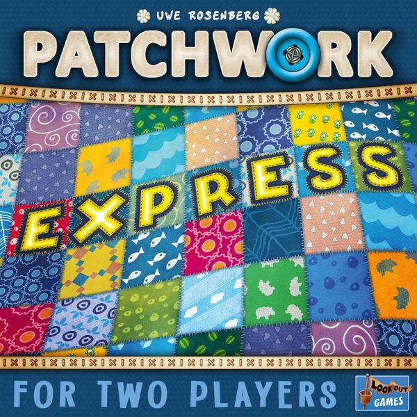 Patchwork Express -  Mayfair Games