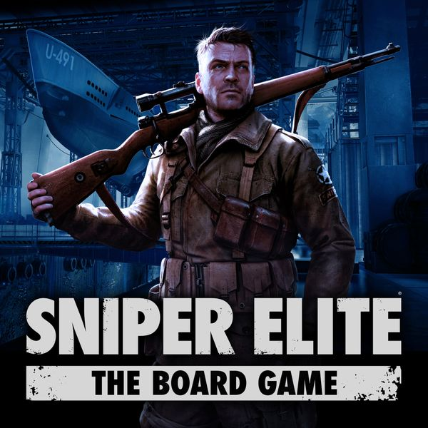Sniper Elite - The Board Game