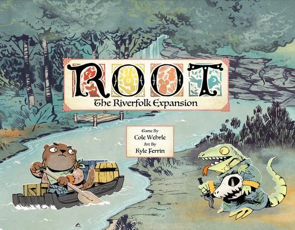 Root + Expansión Riverfolk