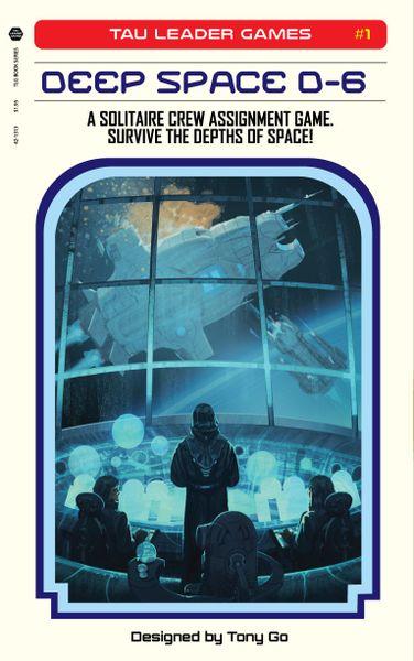 Análisis - Deep Space D-6