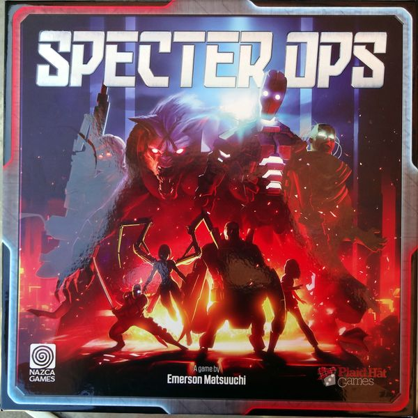 2015 Specter Ops box front.