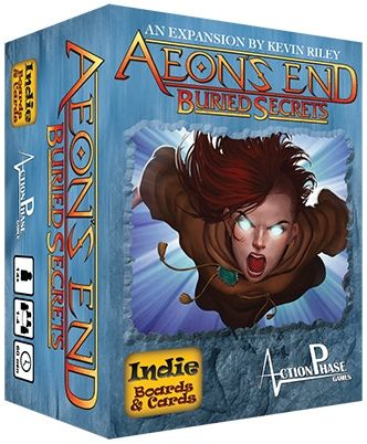 Buried Secrets: Aeons End (T.O.S.) -  Indie Boards and Cards