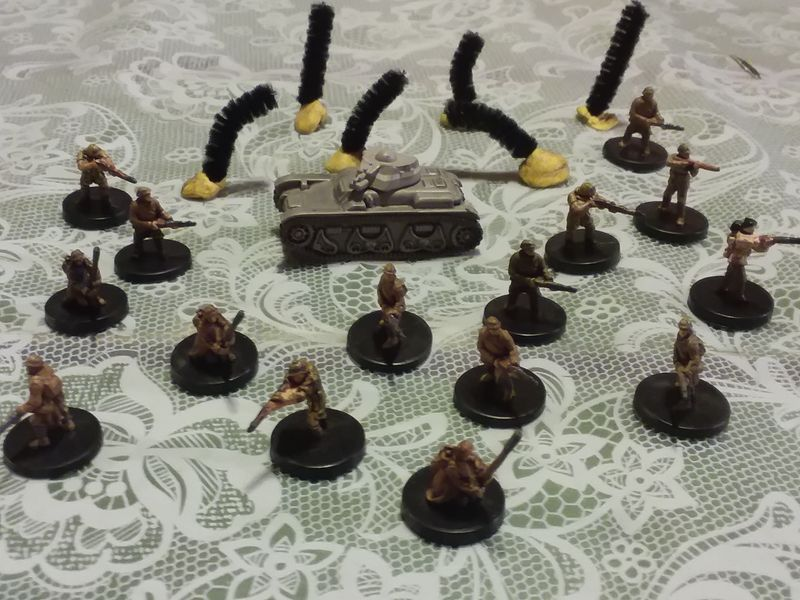 Axis & Allies Miniatures | Image | BoardGameGeek