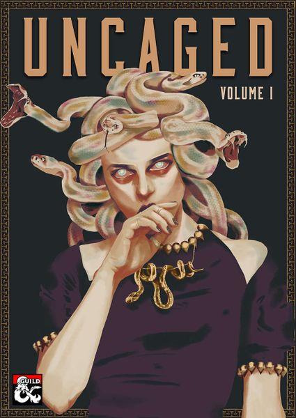 Uncaged Volume 1