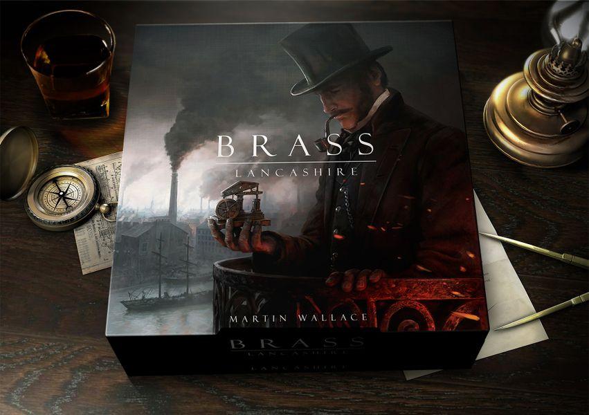 box Brass Lancashire