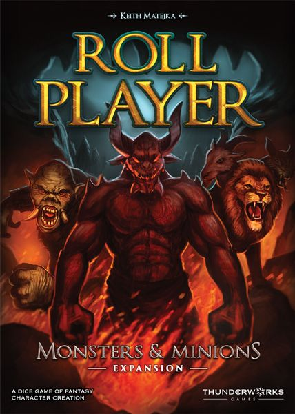 Roll Player: Monsters & Minions (unboxing) El club del dado Pic3284857