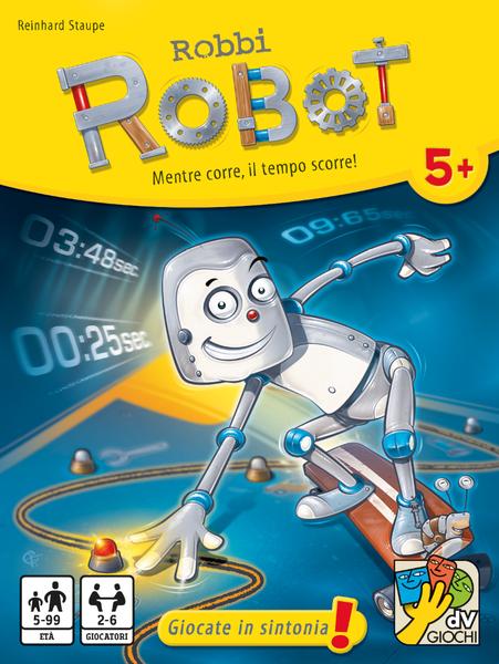 dv Giochi novità robbi robot