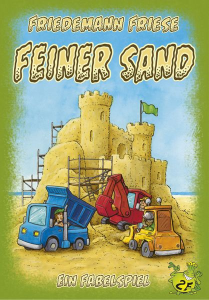 Fine Sand (2F Spiele)