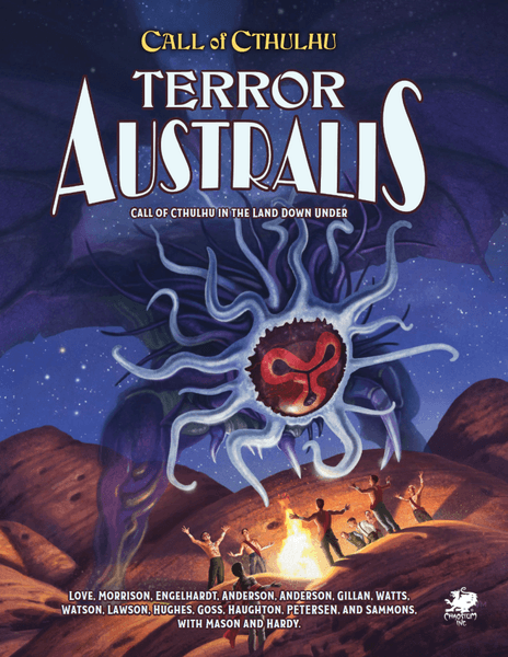 Call of Cthulhu – Terror Australis 2nd Edition