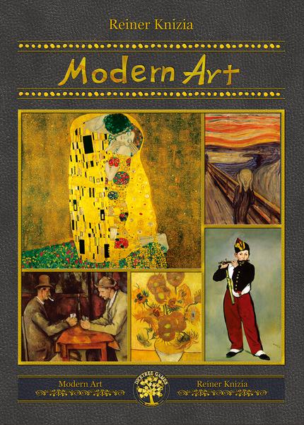 Modern art arrakis