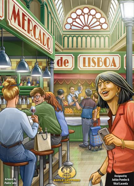 Mercado de Lisboa cover