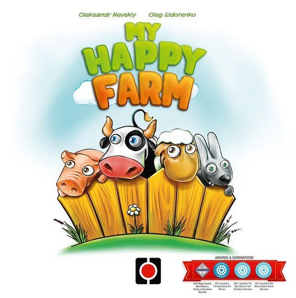 My Happy Farm, Portal Games, 2016