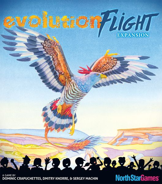 Evolution: Flight, North Star Games, LLC, 2015 (image provided by the publisher)