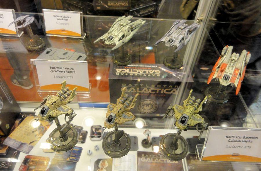 BSG Starship Battles! - WargamerAU Forums