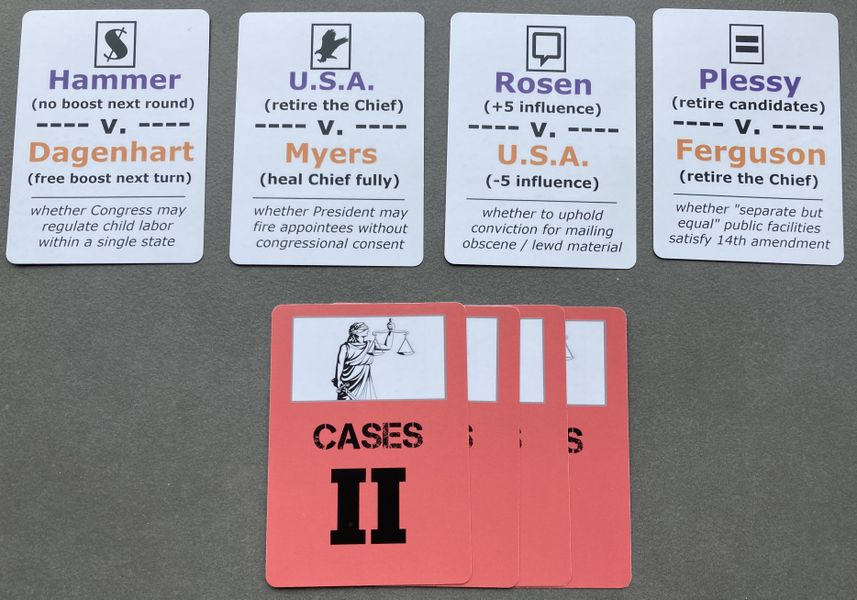 PROTOTYPE: Examples of Age 2 Case cards