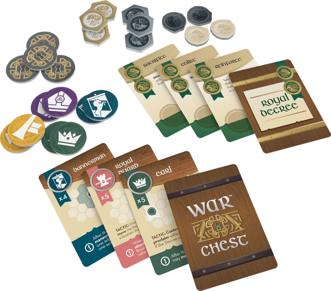 War Chest Nobility Image Boardgamegeek
