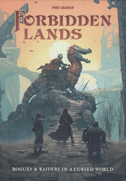 Forbidden Lands – Retro Open-World Survival Fantasy RPG