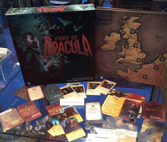 Fury of Dracula doos