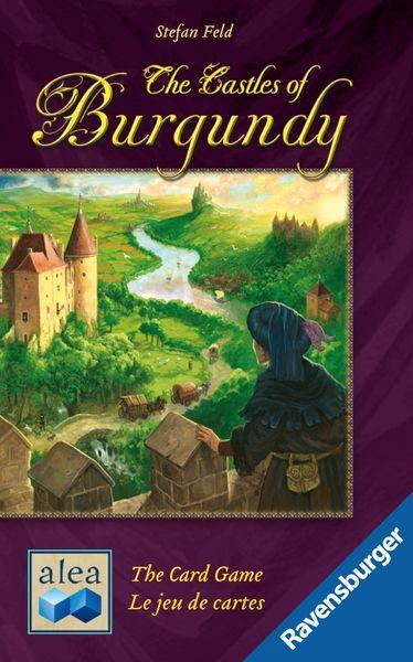 Castillos de Borgoña: El juego de cartas