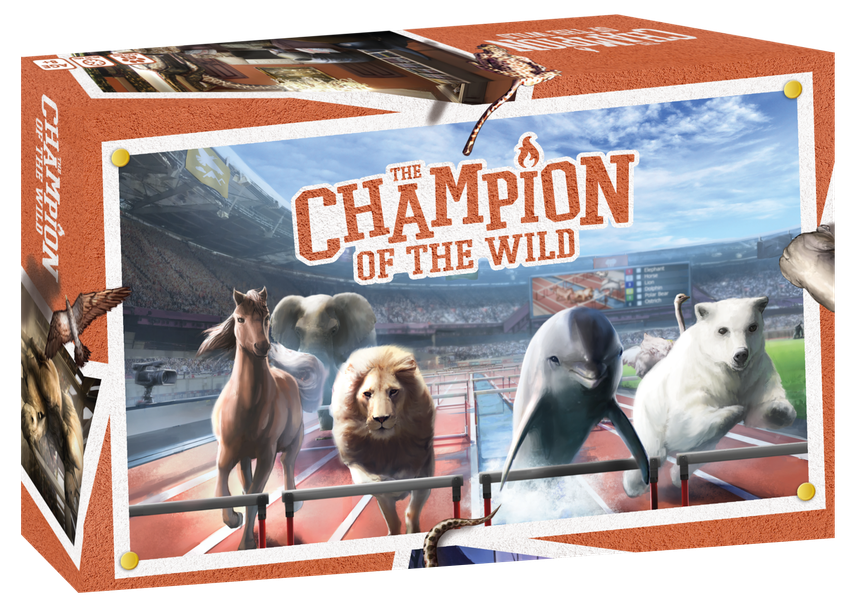 The Champion of The Wild -  Big Imagination Games