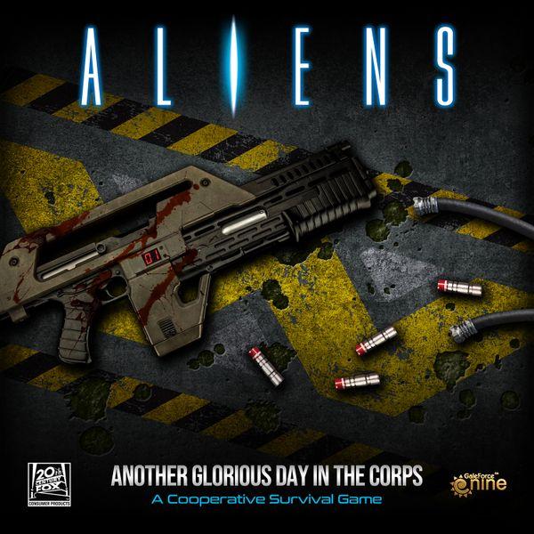 Aliens Box Cover