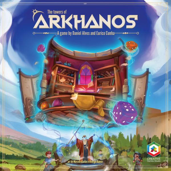 The Towers of Arkhanos -  IDW Publishing