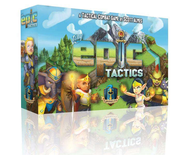 Tiny Epic Tactics -  Gamelyn Games