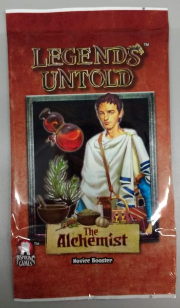 Legends Untold Alchemist Novice Booster -  Inspiring Games