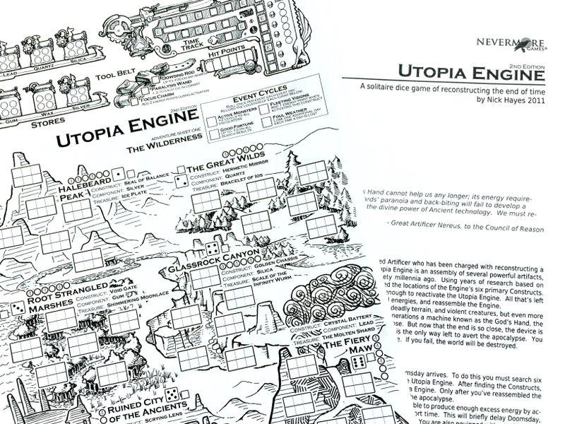 Utopia Engine | Image | BoardGameGeek