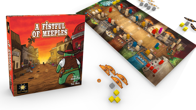 A Fistful of Meeples overview