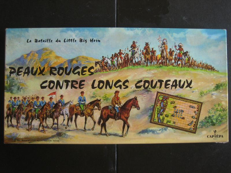 French edition - Box front