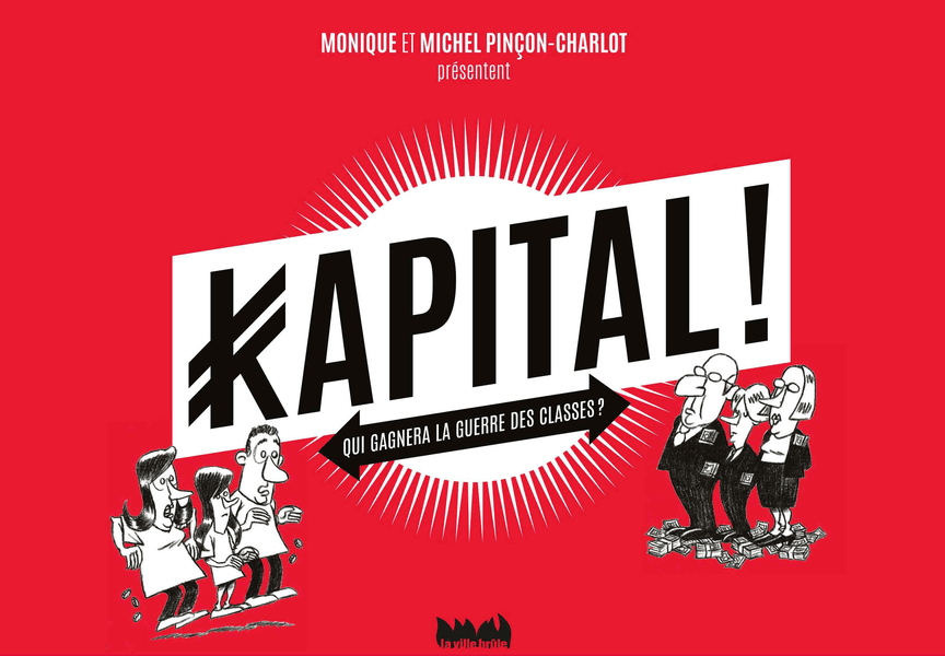 Kapital box front, from the publisher