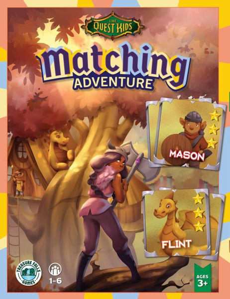 The Quest Kids: Matching Adventure