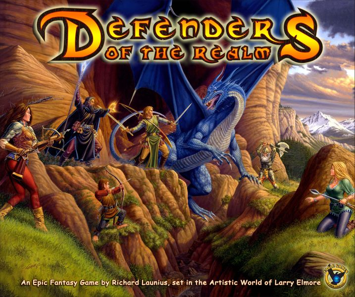 Defenders of the Realm cover