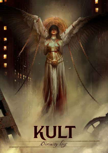 KULT: Divinity Lost, 4th Edition of KULT – Core Rules