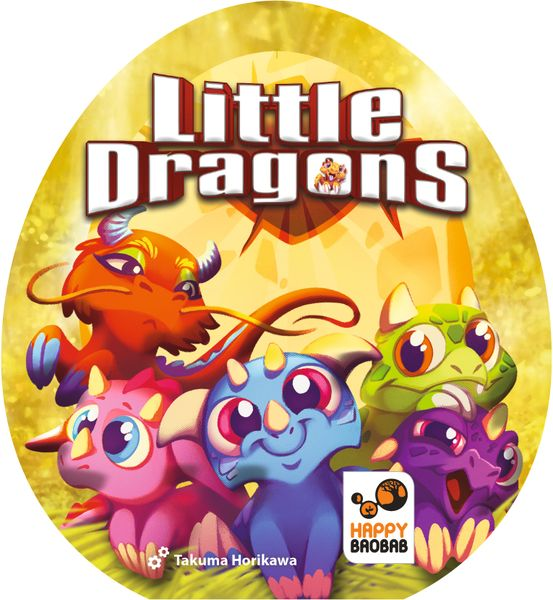 Little Dragons Tinbox front