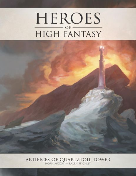 Cover of Artifices of Quartztoil Tower