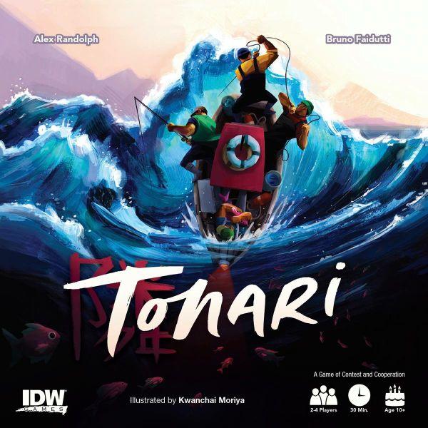 Tonari, IDW Games, 2019 — front cover