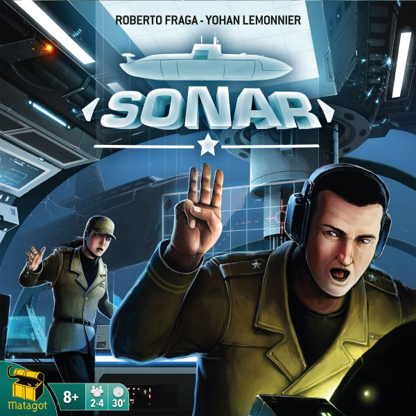 Sonar, Matagot, 2017 — front cover (image provided by the publisher)