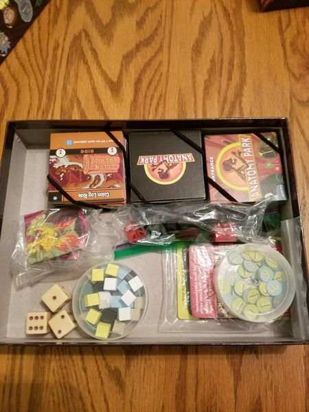 Rick and Morty: Anatomy Park – The Game | Image | BoardGameGeek
