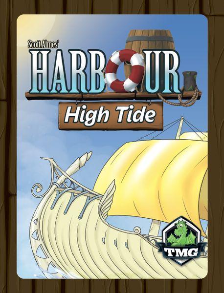 High Tide: Harbour -  Tasty Minstrel Games