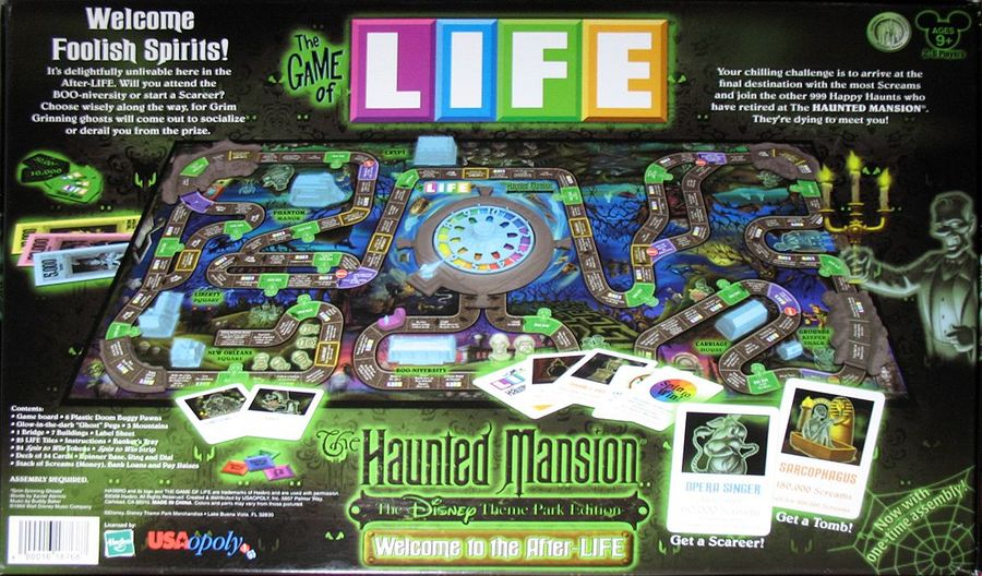 The Game Of Life Image Boardgamegeek