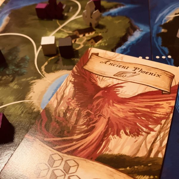 Once Driven Reviews >> Board Gaming With Helena S1e18 Eight Minute Empire Legends