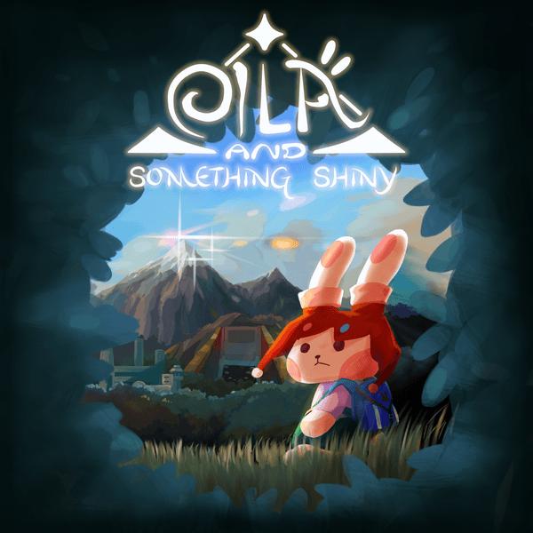 Eila and Something Shiny