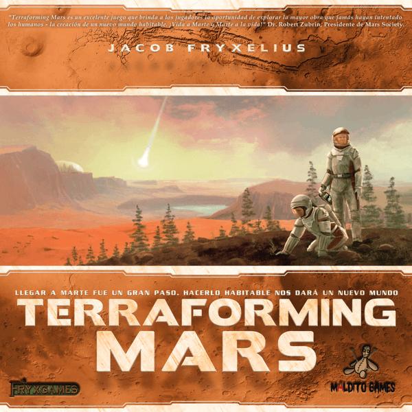 Análisis - Terraforming Mars