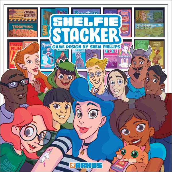 Shelfie Stacker