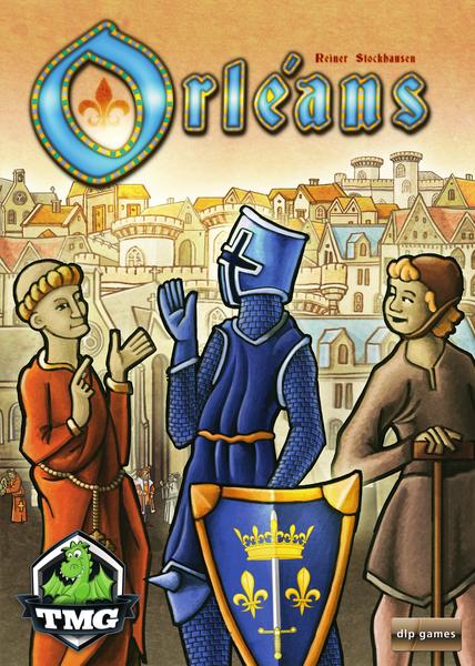 Orléans, dlp games/Tasty Minstrel Games, 2015